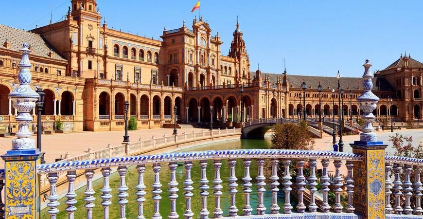 Sevilla es una maravilla, culturalmente hablando.